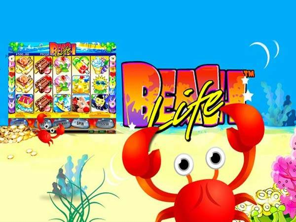 Play Beach Life Slots Online at Casino.com NZ