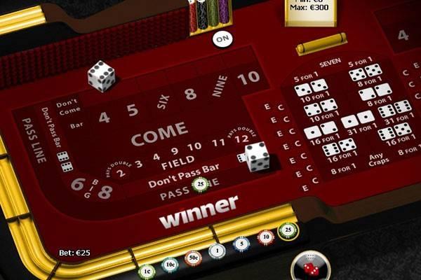 Winner Craps