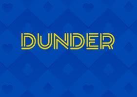 Play at Dunder Casino