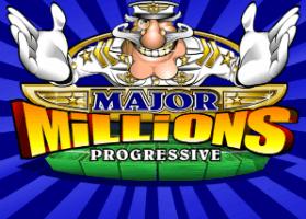 Major Millions Online Pokie