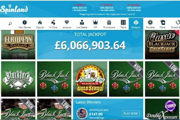 Spinland Casino Online
