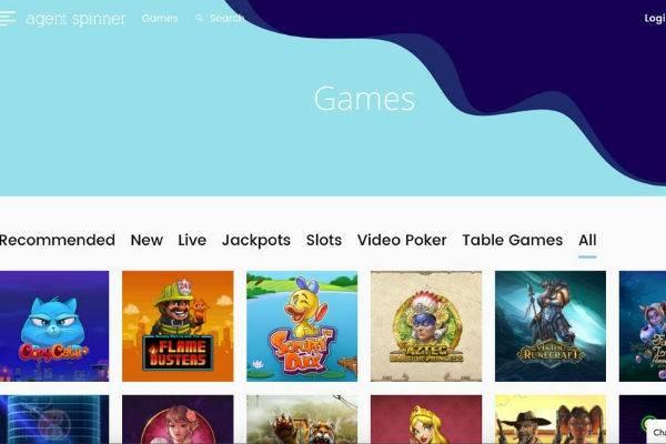 Agent Spinner Online Casino
