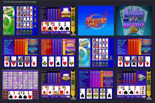 React Casino Screen 2
